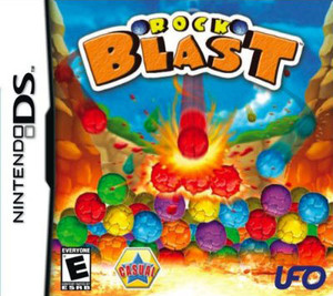Rock Blast - DS Game