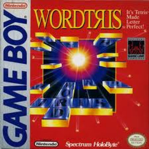 Wordtris  - Game Boy