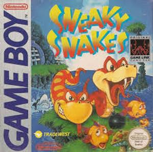 Sneaky Snakes  - Game Boy