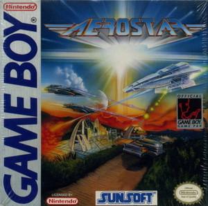 Aerostar - Game Boy