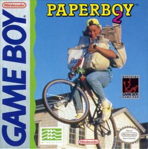 Paperboy 2 - Game Boy