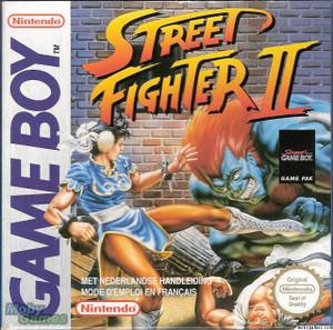 Street Fighter II - Game Boy