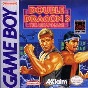 Double Dragon 3 - Game Boy