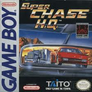 Super Chase HQ - Game Boy