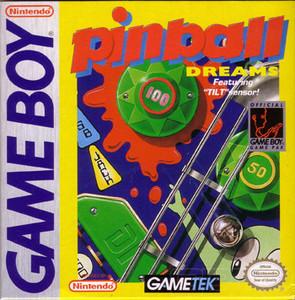 Pinball Dreams - Game Boy