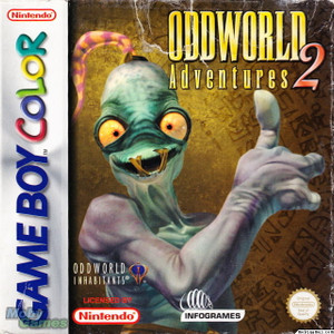 Oddworld Adventures 2 - Game Boy