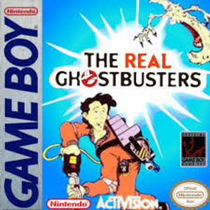 The Real Ghostbusters - Game Boy