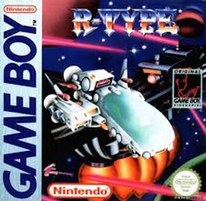 R Type - Game Boy
