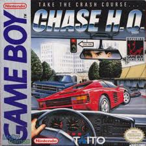 Chase HQ - Game Boy