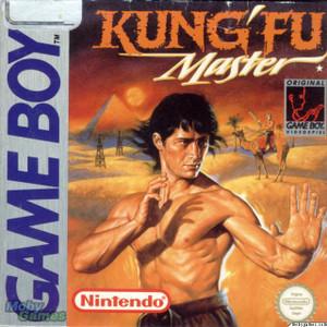 Kung Fu Master - Game Boy