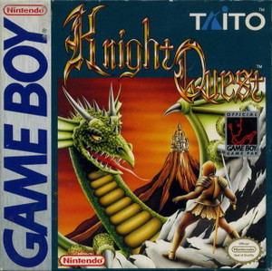 Knight Quest - Game Boy