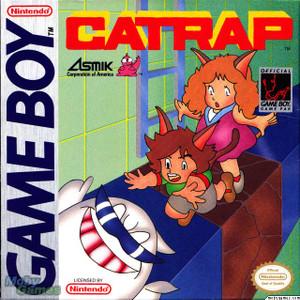 Catrap - Game Boy