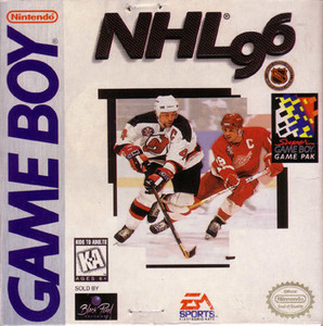 NHL 96 - Game Boy