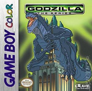 Godzilla The Series - Game Boy