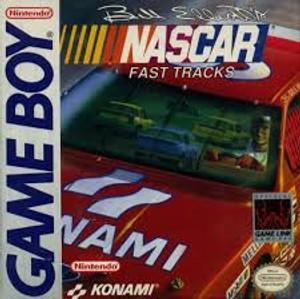 Bill Elliots Nascar Fast Tracks - Game Boy