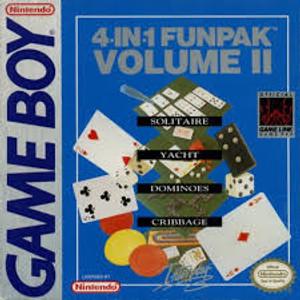 4 in 1 Funpak Volume II - Game Boy