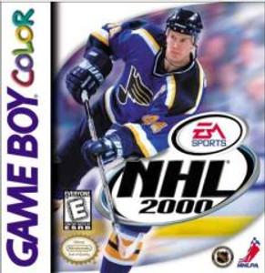 NHL 2000 - Game Boy
