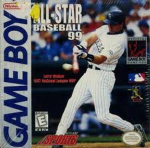 All Star Baseball 99 - Game Boy