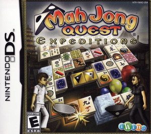 Mah Jong Quest Expeditions - DS Game