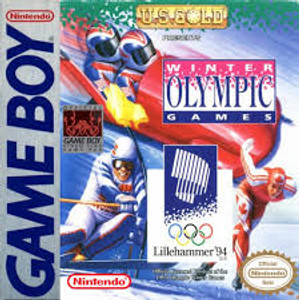Winter Olympic Games - Game Boy
