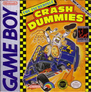 Incredible Crash Dummies - Game Boy