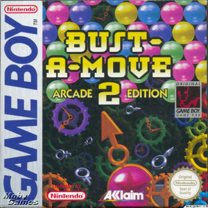 Bust A Move Arcade 2 Edition - Game Boy