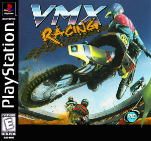 VMX Racing - PS1 Game