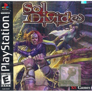 Sol Divide - PS1 Game