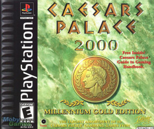 Caesars Palace 2000 - PS1 Game