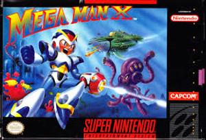 Complete Mega Man X - SNES