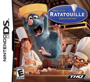 Ratatouille - DS Game