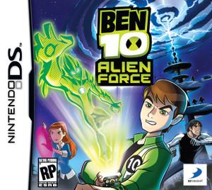 Ben 10 Alien Force - DS Game