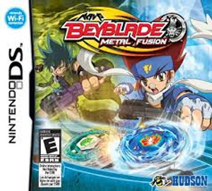 Beyblade Metal Fusion - DS Game