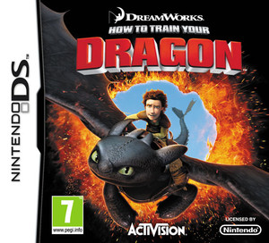 How To Train Your Dragon - DS Game