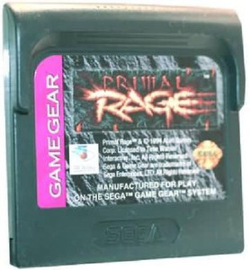Primal Rage - Game Gear