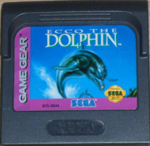 Ecco The Dolphin - Game Gear