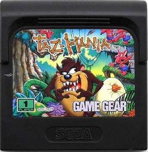 Taz-Mania - Game Gear