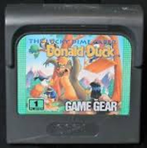 Lucky Dime Caper Donald Duck - Game Gear