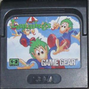 Lemmings - Game Gear