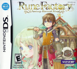 Rune Factory - DS Game