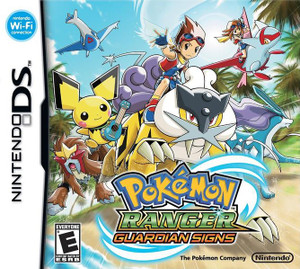 Pokemon Ranger Guardian Signs - DS Game
