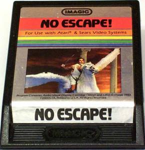 No Escape - Atari 2600 Game