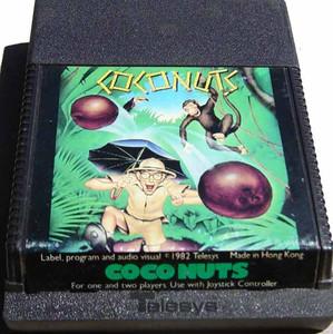 Coco Nuts - Atari 2600 Game