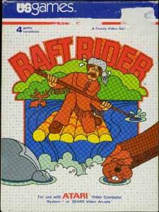 Raft Rider - Atari 2600 Game