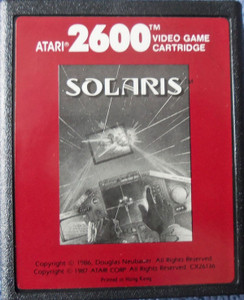 Solaris - Atari 2600 Game