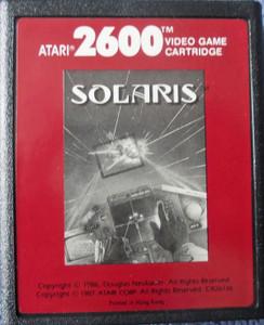 Solaris - Atari 2600 Game