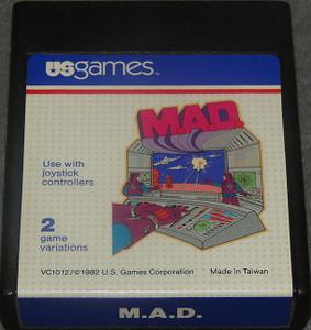 MAD - Atari 2600 Game