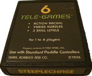 Steeplechase - Atari 2600 Game
