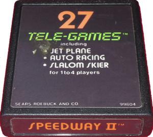 Speedway II - Atari 2600 Game