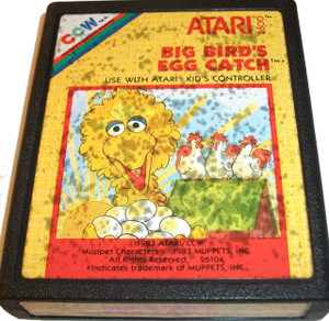 Big Birds Egg Catch - Atari 2600 Game